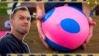 Enormous Stress Ball About to Explode