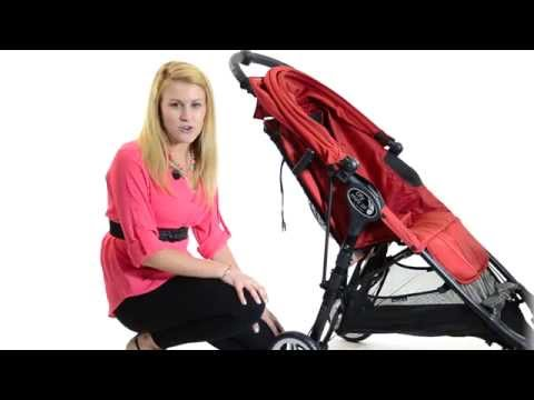 How to fold a City Mini Zip stroller