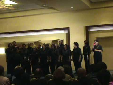 Baixar 414. South Union Adult Chorus-Guide Me-   Brandy as MC