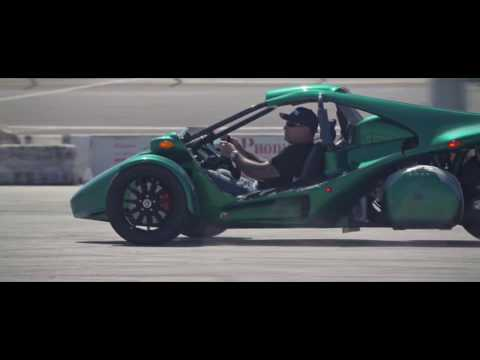 Since 1988, Campagna Motors has developed and produced three-wheeled vehicles designed for pure performance.