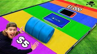 Best EXTREME Roll Wins a PS5! *TIKTOK CHALLENGE*