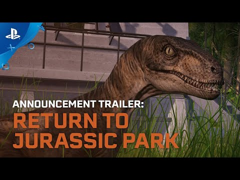 DLC Return to Jurassic Park