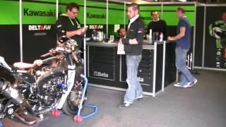 Sprint Filter - Kawasaki Lorenzini