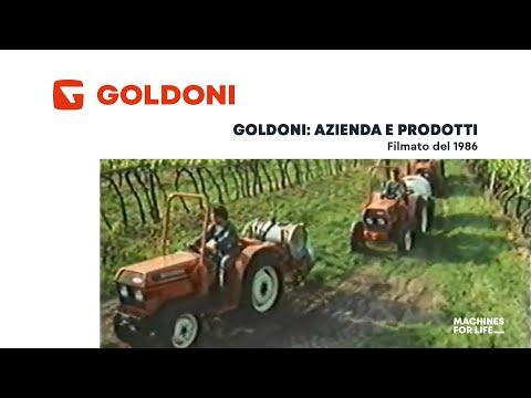 Goldoni Storico 1986 Musica Movil | MusicaMoviles.com