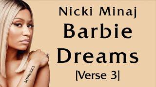 Nicki Minaj - Barbie Dreams [Verse 3 - Lyrics]