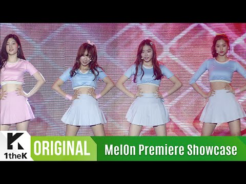 [MelOn Premiere Showcase] I.O.I(아이오아이) _ Crush