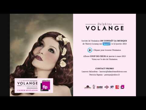 Delphine Volange - On connaît la musique - Live Europe 1