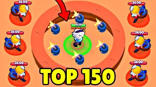 TOP 150 FUNNIEST FAILS IN BRAWL STARS