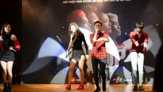 Beyond The Top (MLee, Soobin, Phương Ly, Antei)