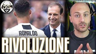Chi resta e chi parte se torna Allegri alla Juventus ||| Mercato Avsim
