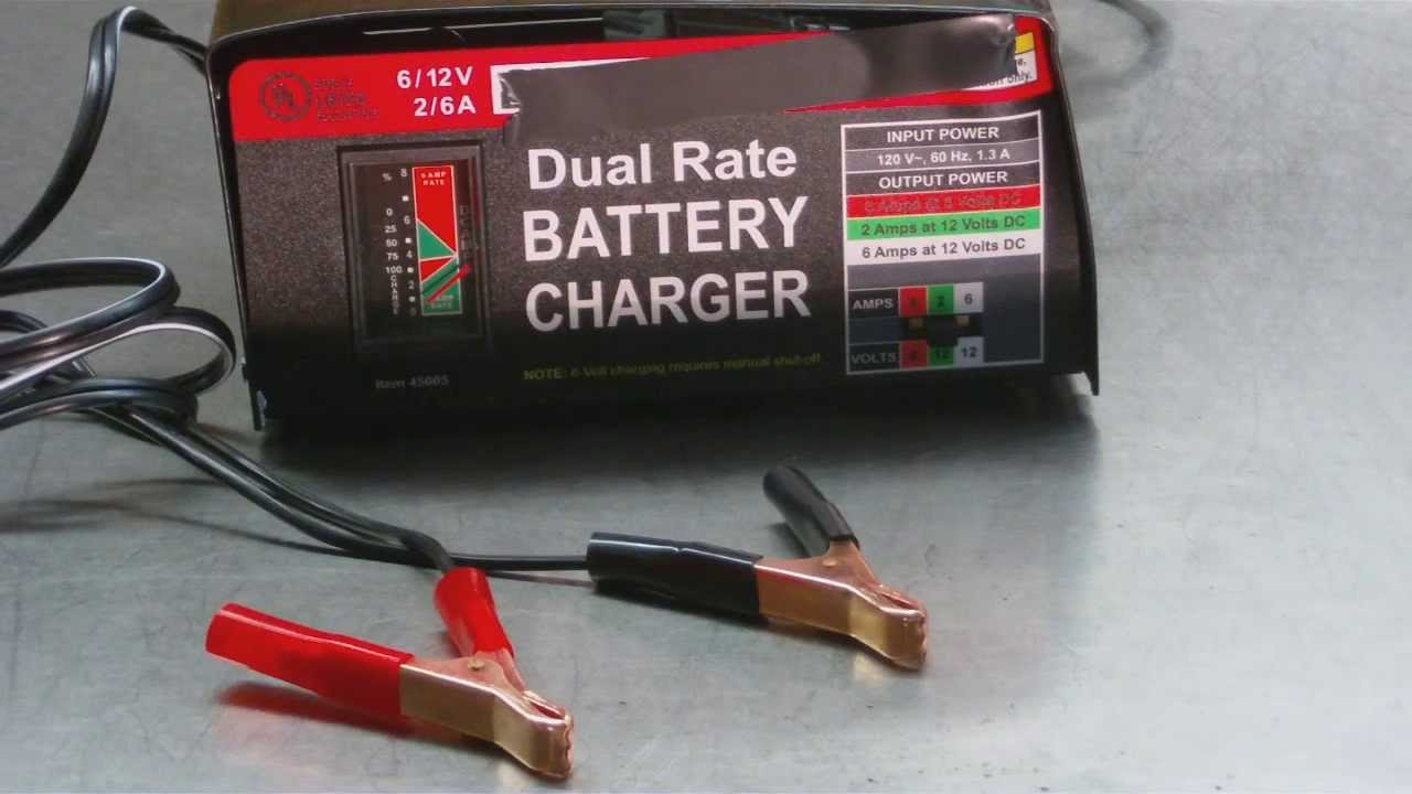 Best Way To Charge A Dead Car Battery