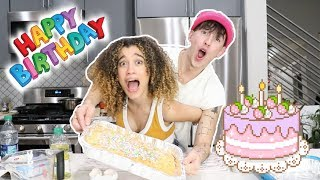 BAKING MY BIRTHDAY CAKE WITHOUT MY OWN HANDS FEAT. BOBBY MARES