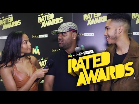 Donae'o discusses the importance of the Rated Awards in the culture on the Yellow Carpet