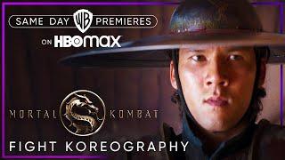 Mortal Kombat   Creating the Fight Scenes   HBO Max