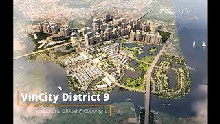 VinCity Quận 9 Flycam