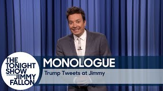 Trump Tweets at Jimmy