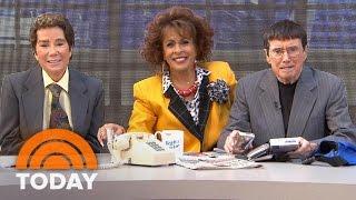 Kathie Lee, Hoda, Regis Reenact 'Regis And Kathie Lee' For Halloween | TODAY