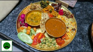 Unlimited buffet in only Rs 420 over 100+ food items Indian Food Buffet