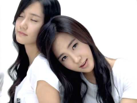 SNSD - Gee teaser Jan 2, 2009 GIRLS' GENERATION The 1st Mini 720p HD