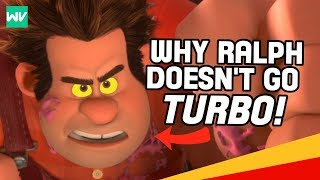 Why Didn't Ralph Go Turbo? | Wreck-It Ralph Theory: Discovering Disney