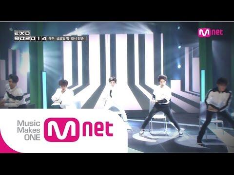 Mnet [EXO 902014] Ep.03 : 루키즈의 '신화 - 와일드 아이즈' 퍼포먼스!!
