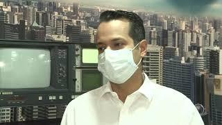 Grupo Cidade de Comunicação entrevista Vitor Valim, candidato a prefeito de Caucaia   Jornal da Cidade