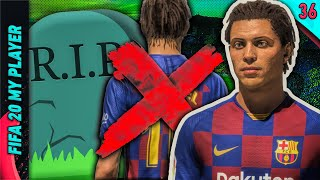 is this the end?   FIFA 20 My Player Career Mode w/GTA Roleplay   Episode #36