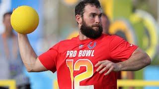 Dodgeball: 2019 Pro Bowl Skills Showdown   NFL Highlights