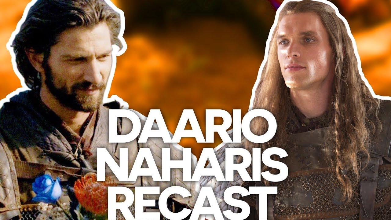 Daario Naharis Recast - Juego de Tronos - YouTube Daario Naharis Recast Reason