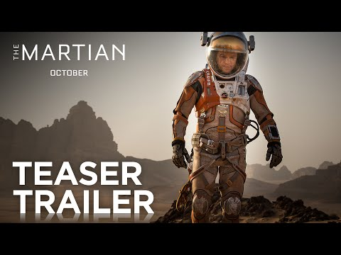 The Martian | Official Trailer
