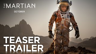 The Martian   Teaser Trailer [HD]   20th Century FOX