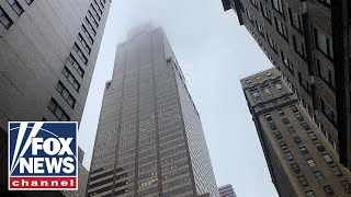 Witness felt building shake from helicopter hard landing in NYC