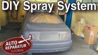How to plasti dip your with Spray film |  DIY Spray System | DIY tutorial