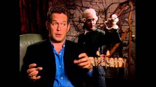 "Pirates Of The Caribbean Dead Man's Chest: Tom Hollander ""Cutler Beckett"" Exclusive Interview"