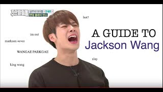 A guide to Jackson Wang (and why you should stan him)