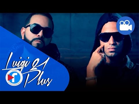 Tanto Tiempo - Luigi 21 Plus Ft. Arcangel -  [Video Lyric]