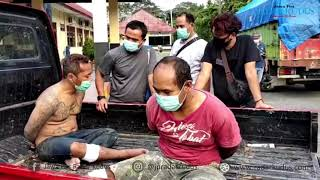 DORRR Pencuri Truk di Grobogan Ditembak Polisi