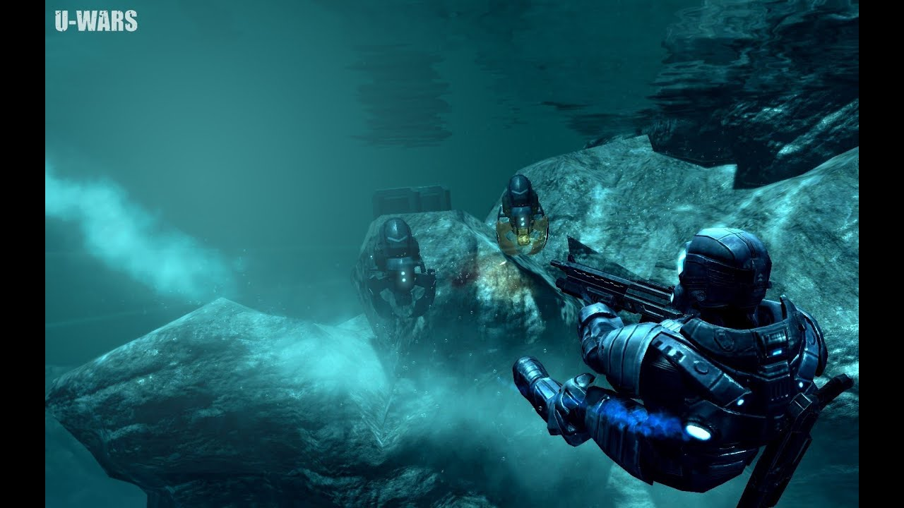Call of Duty Ghosts Underwater Multiplayer Maps Special