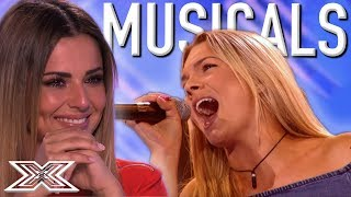 BEST Musical Theatre Covers From X Factor Around The World | X Factor Global