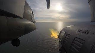 Тренування армійської авіації в районі АТО