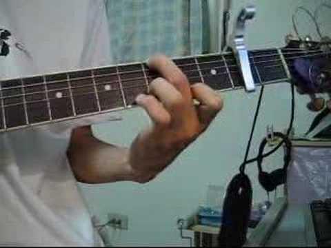 [吉他譜] 陳綺貞 微涼的你
