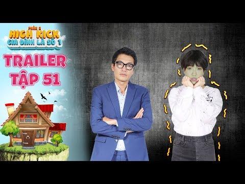 Gia đình là số 1 Phần 2|trailer tập 51:Diễm My ngất xỉu vì liên tục bị Tiến Sĩ hù dọa tiết lộ bí mật
