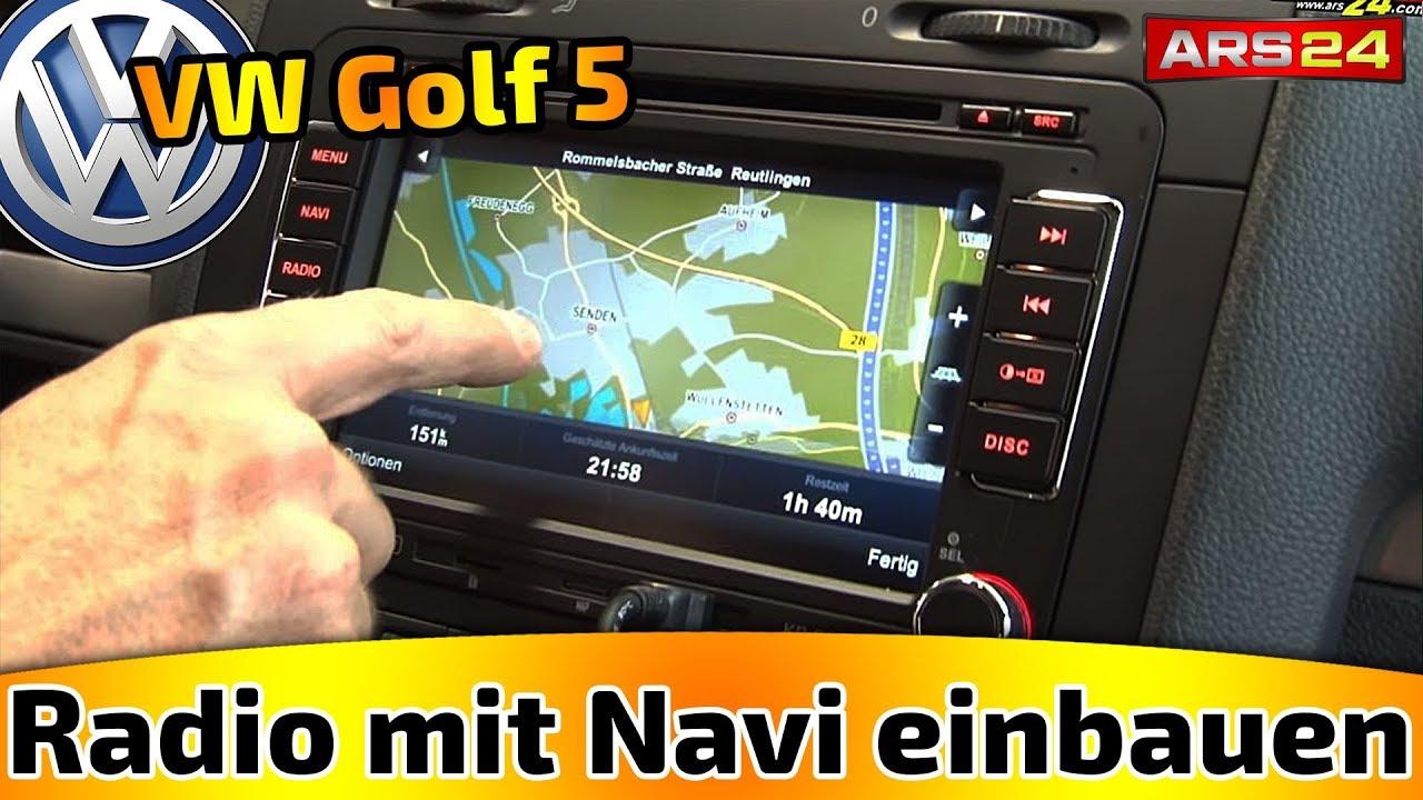 kr mer g6 2din multimedia naviceiver in golf 5 ars24 com. Black Bedroom Furniture Sets. Home Design Ideas