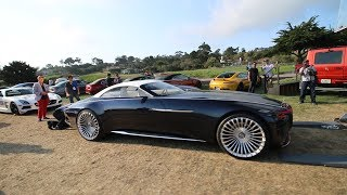 The 20ft Maybach Land Yacht that could SHUT DOWN Rolls Royce
