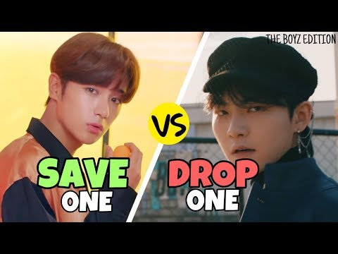 SAVE ONE DROP ONE: THE BOYZ Edition [RANDOM VER.] | 더보이즈 Game