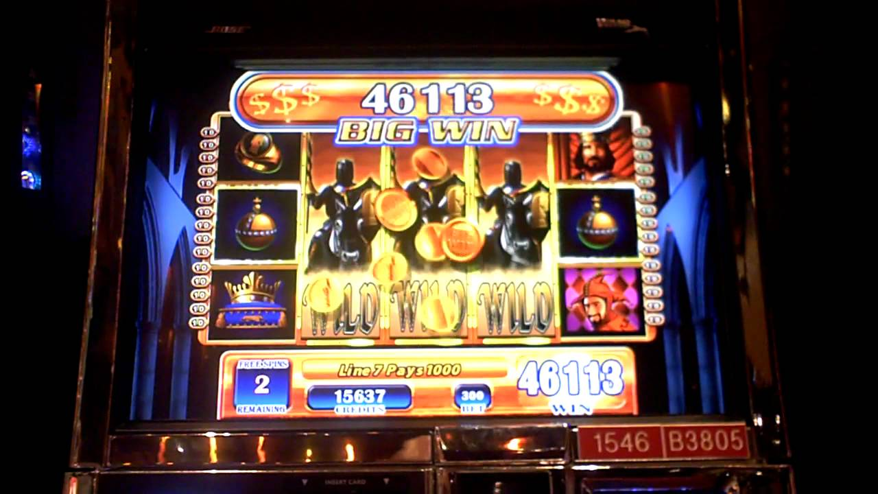 Huge Casino Slot Wins