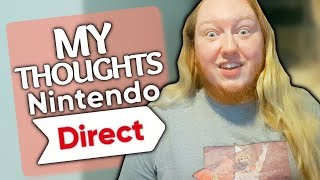 ✿ Nintendo Direct: Luigi's Mansion 3, Animal Crossing, Yoshi's Crafted World & More! | Smoof