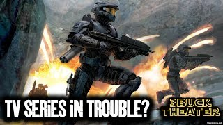 Is the HALO TV series in trouble at Showtime?