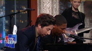 Simon Helberg vs. Jon Batiste: Mozart Piano Battle