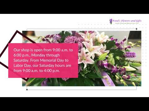 Wood's Flowers and Gifts – College Park Florist